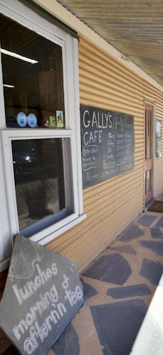 Gallys cafe